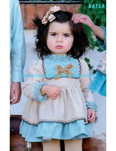 "Vestido bebé ""Lucía"""