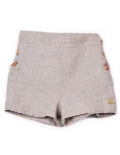 Pantalón corto de niño José Varón
