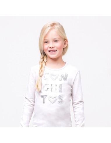 Camiseta niña de Conguitos